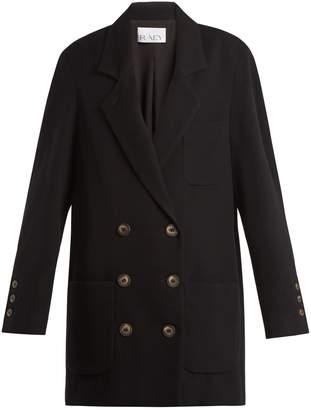 Raey Oversized wool-blend twill blazer