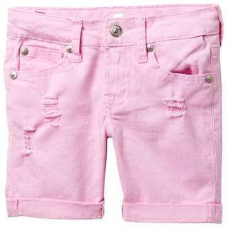 7 For All Mankind Bermuda Shorts (Little Girls)