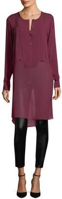 BCBGeneration Women's Woven Tunic