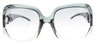 Jimmy ChooJimmy Choo Gradient Oversize Sunglasses