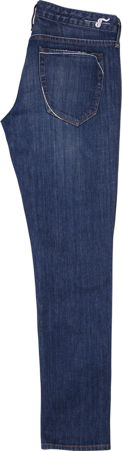 Earnest Sewn Harlan 7/8th ankle crop jeans