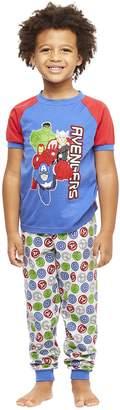 Star Wars Jellifish Kids Boys 2-Piece Cotton Pajamas Set,Top & Jogger Pants