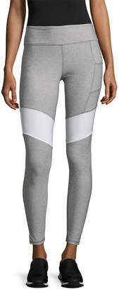 Gottex X by X By Colorblocked Knitted Legging