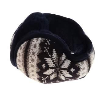 cee1992952e0c Fityle Women Girl Winter Warm Knit Earmuffs Earwarmers Ear Muffs Earlap  Flexible