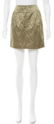 MICHAEL Michael Kors Fitted Mini Skirt