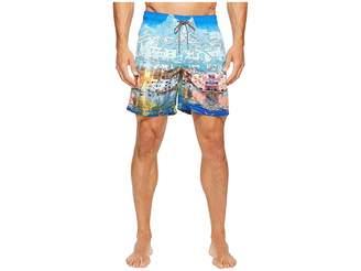 Bugatchi Venice Swim Trunks Men's Swimwear