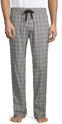 UGG Men's Flynn Checkered Cotton Pants