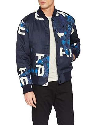 G Star Men's's Rackam Sports Padded Bomber Jacket,Small