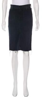 Mother Pencil Skirt