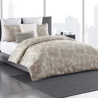 Vera Wang Simply Vera 3-piece Floral Impression Comforter Set