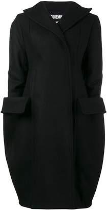 Jacquemus Le Manteau Grandes Poches coat
