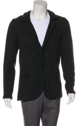 Vince Wool Button-Up Cardigan