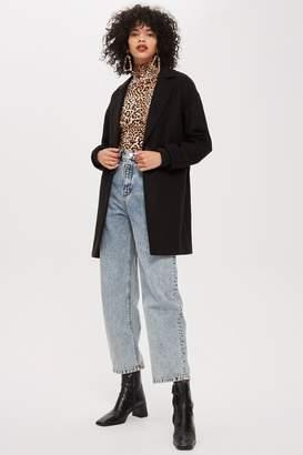 Topshop PETITE Slouch Coat