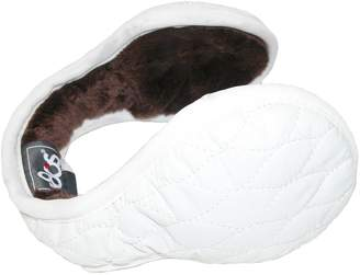 180s Women's Keystone Quilted Wrap Around Earmuffs