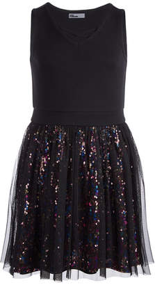 Epic Threads Big Girls Sequin Mesh Dress