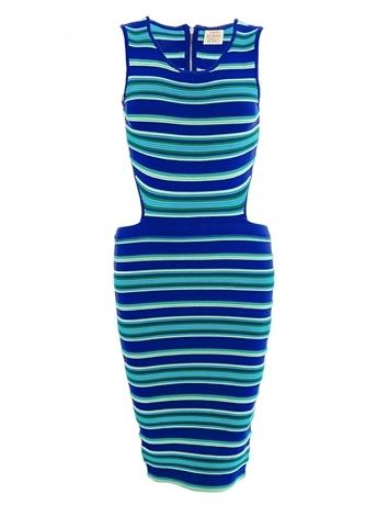 Torn By Ronny Kobo Harlow Dress