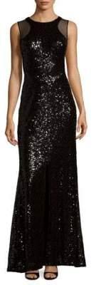 Calvin Klein Sequined Dress