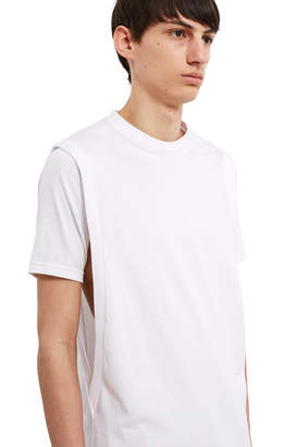Y/Project Layered Short-Sleeve Tank Top