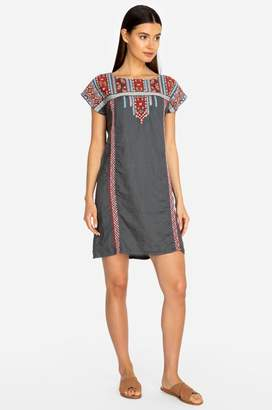 Johnny Was Ezra Shift Tunic Dress