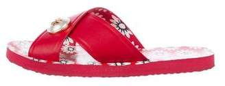Tory Burch 2017 Melody Slide Sandals w/ Tags