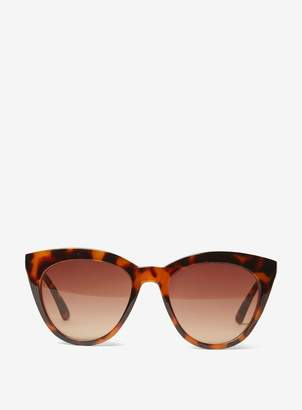 Dorothy Perkins Tortoiseshell Cat Eye Sunglasses