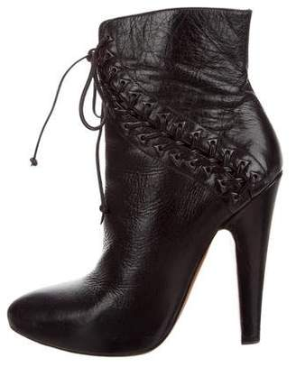Alaia High-Heel Ankle Boots
