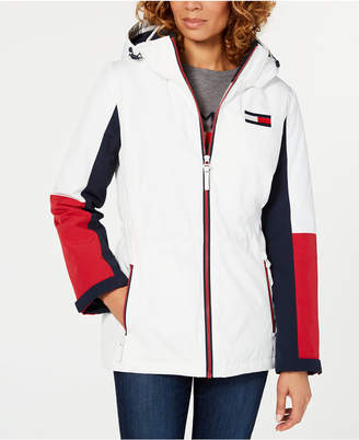 Tommy Hilfiger Colorblocked Anorak Jacket