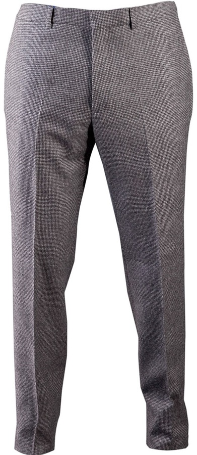 Paul Smith checkered trouser
