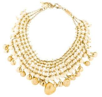 Rosantica Shell Collar Necklace
