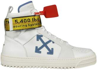 Off-White High-cut Sneakers