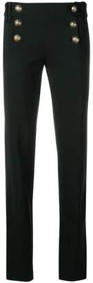Plein Sud Jeans military design trousers