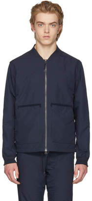 Nanamica Navy Dock Bomber Jacket