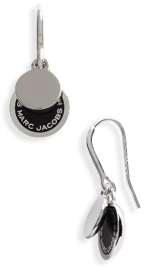 Marc By Marc JacobsWomen's Marc Jacobs Enamel Logo Disc Drop Earrings