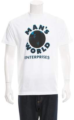 Supreme Man's World T-Shirt