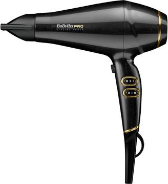 Babyliss Keratin Lustre Hair Dryer - Black Shimmer