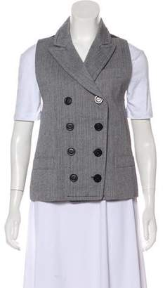 Marc by Marc Jacobs Double-Breasted Blazer Vest w/ Tags