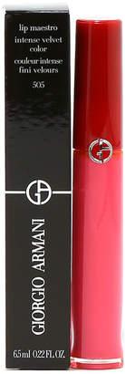 Giorgio Armani Lip Maestro Intense Velvet Lip Gloss #505 Eccentric
