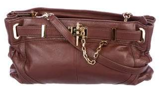 Rachel Zoe Leather Messenger Bag