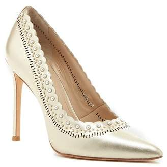 Pour La Victoire Cerella Leather Pump
