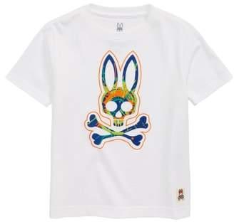 Psycho Bunny Logo Splash T-Shirt