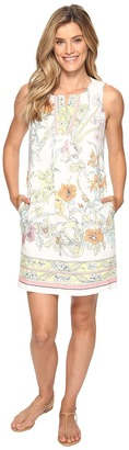 Tommy Bahama - Paint By Rumba Short Dress Women's Dress $138 thestylecure.com