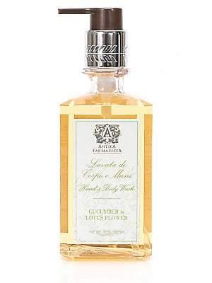 Antica Farmacista (アンティカ ファルマシスタ) - Antica Farmacista Antica Farmacista Cucumber& Lotus Flower Hand& Body Wash/10 oz.