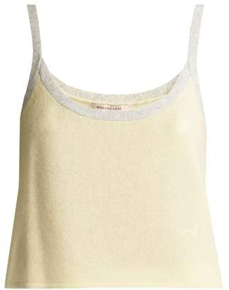 Morgan Lane - Alice Cashmere Cami Top - Womens - Yellow