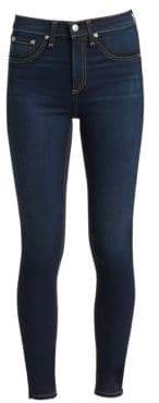 Rag & Bone Heritage High-Rise Ankle Skinny Vintage Jeans