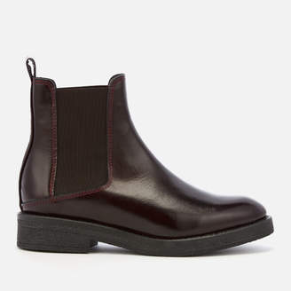 Whistles Women's Rubber Sole Chelsea Boots
