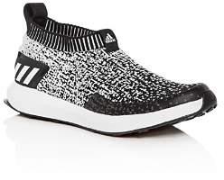 adidas Unisex RapidaRun Knit Slip-On Sneakers - Big Kid