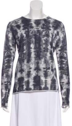 Lucien Pellat-Finet Printed Knit Sweater