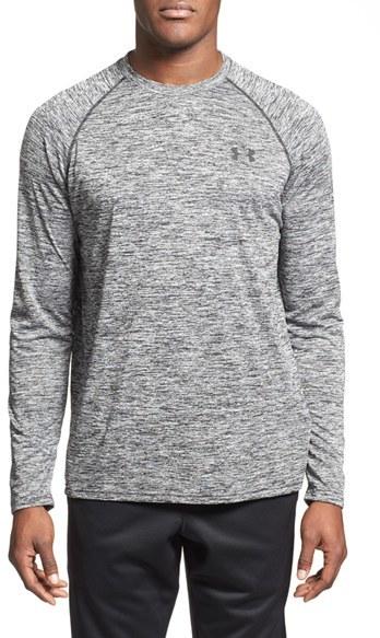 Men's Under Armour 'Ua Tech(TM)' Loose Fit Long Sleeve T-Shirt