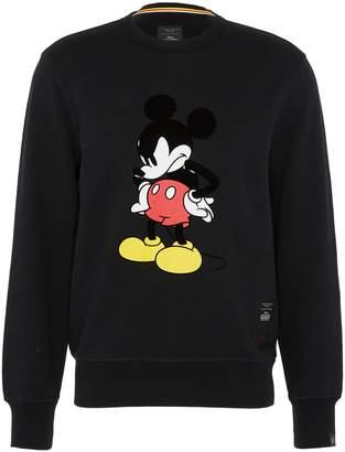 Rag & Bone x Disney Mickey Mouse graphic print unisex sweatshirt