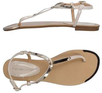 Francesco Milano Toe post sandal
